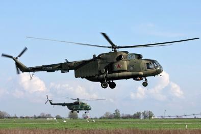 Tìm hiểu nhanh về dòng trực thăng Mi-8 vừa gặp tai nạn của Nga