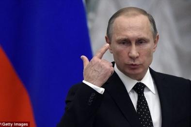 Tổng thống Putin tố Mỹ đứng đằng sau vụ máy bay Nga bị bắn hạ