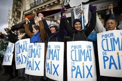Biến đổi khí hậu có thể liên quan đến khủng bố