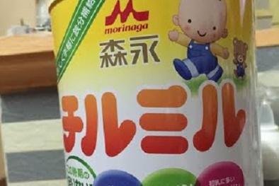 Khách hàng tố shop Hồng Minh Baby bán sữa Morinaga không rõ nguồn gốc
