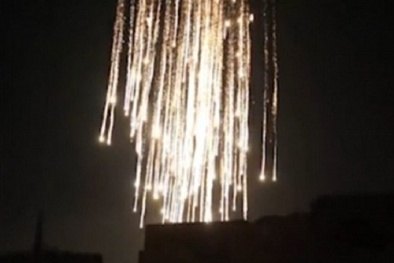 Tình hình chiến sự Syria mới nhất: Nga bị cáo buộc dội bom hóa học chết người ở Syria