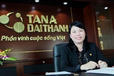 Chủ tịch HĐQT Tập đoàn Tân Á Đại Thành đón nhận Huân chương lao động hạng 3