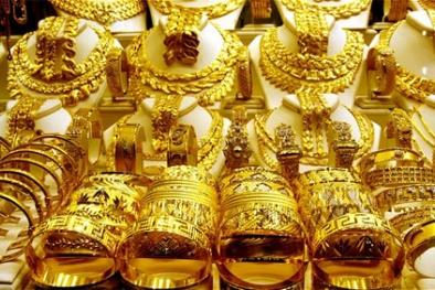 Giá vàng hôm nay 6/12/2015: Chuyên gia kỳ vọng vào giá vàng tuần tới