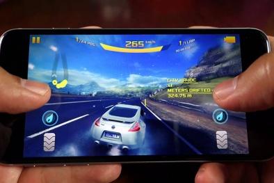Chơi game cực đã với smartphone màn hình to, cấu hình cực khỏe