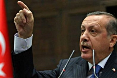 Thổ Nhĩ Kỳ bị cáo buộc tiếp tay cho IS