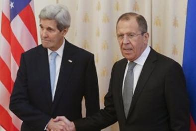 Tình hình chiến sự Syria mới nhất: Ngoại trưởng Nga - Mỹ hội đàm về xung đột Syria