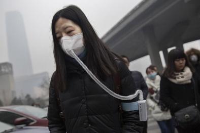 Thực khách Trung Quốc ngã ngửa vì bị tính phí 'làm sạch không khí'