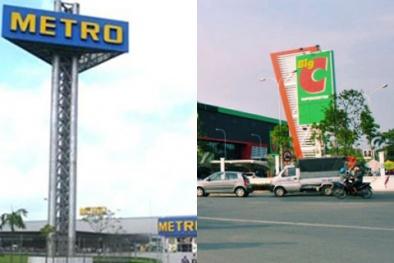 Cùng bị rao bán, Big C hay Metro có giá hơn?