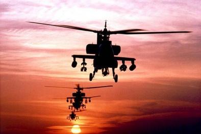 'Cơn ác mộng' Apache Mỹ định dùng để tận diệt IS tại Iraq