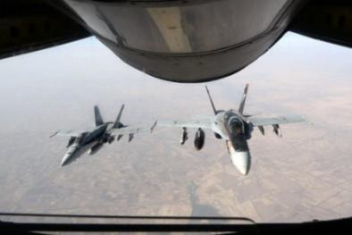 Tình hình chiến sự Syria mới nhất: Mỹ dẫn đầu liên quân quốc tế dồn dập tấn công IS