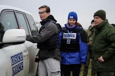 Tin tức mới nhất về Ukraine ngày 29/12: Quan sát viên OSCE bị bắn bất chấp lệnh ngừng bắn