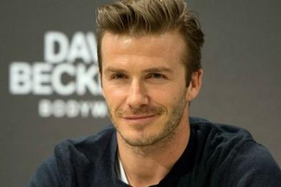 David Beckham mắc chứng bệnh về 'thần kinh'?