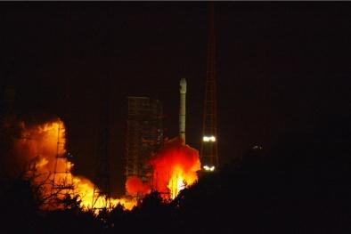 Trung Quốc phóng vệ tinh 'giám sát' Đông Nam Á