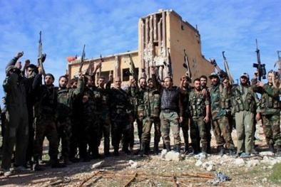 Tình hình chiến sự Syria mới nhất: Một tương lai u ám cho IS năm 2016?