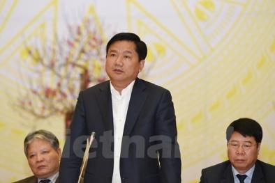Bộ trưởng Đinh La Thăng: 'Cảm ơn bạn và những ai nghĩ tốt về tôi'