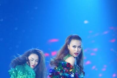 Hoàng Thùy Linh đốt cháy sân khấu The Remix 2016 bằng vũ đạo bốc lửa