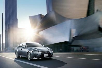 Lexus GS 350 trình làng bản nâng cấp giá gần 4 tỷ đồng