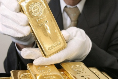 Giá vàng hôm nay 7/1/2016 vọt tăng, đô la suy yếu