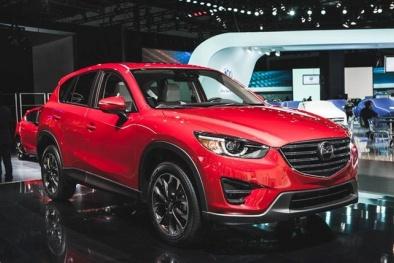 'Soi' Mazda CX-5 2016 sắp về Việt Nam, giá trên 1 tỷ đồng