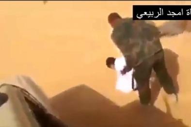 Thong dong dạo chơi sa mạc, phiến quân IS bị quân đội Iraq tóm gọn