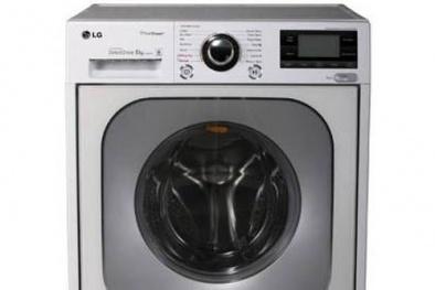 Cảnh báo nguy cơ giật điện từ máy giặt LG