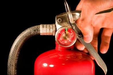 Chưa có quy chuẩn, bình cứu hỏa sẽ được quản lý thế nào?