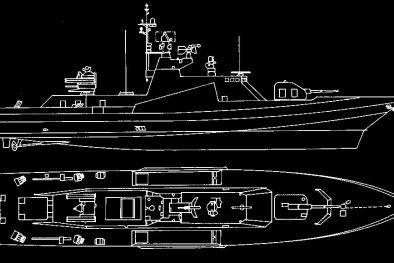 'Hung thần' trên biển mới của Quân đội Nga có gì đặc biệt?