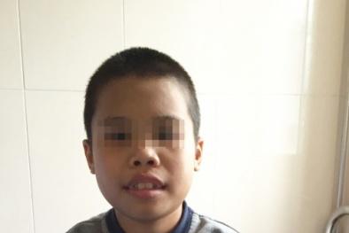 Ghép thận cứu sống bé trai 13 tuổi đời, 10 năm tuổi bệnh