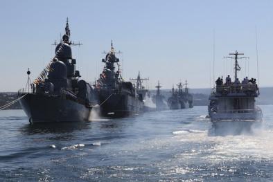 Hải quân Nga tiếp tục tăng cường sức mạnh trong năm 2016