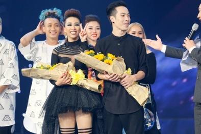 Đội Hoàng Thùy Linh 'ẵm' 50 triệu đồng trong liveshow 3 The Remix 2016