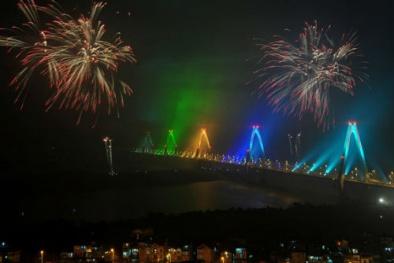 10 tỷ đồng dành cho bắn pháo hoa ở Hà Nội