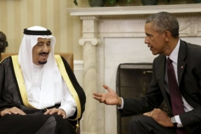 Tình hình chiến sự Syria mới nhất: Mỹ tiêu tiền của Saudi Arabia để trang bị vũ khí