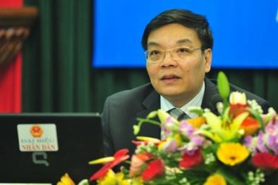 Thứ trưởng Bộ Khoa học và Công nghệ Chu Ngọc Anh trúng cử BCH Trung ương khóa XII