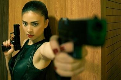 Choáng trước hình ảnh 'sát thủ' của Ngô Thanh Vân trong phim Tết