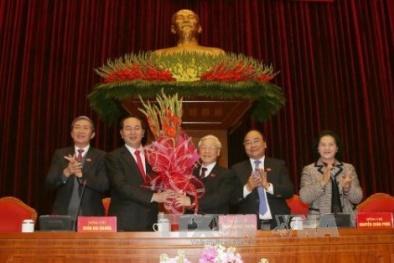 19 Ủy viên Bộ Chính trị được bầu trong một lần