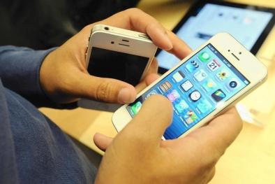 Năm mới, người tiêu dùng Việt rủ nhau đi mua iPhone cũ