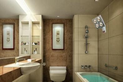 Bỏ túi kinh nghiệm chọn mua đèn sưởi nhà tắm 'chuẩn không cần chỉnh'