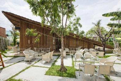 Chụp ảnh Tết Âm lịch trong 3 quán cà phê ngập ánh sáng tại Nha Trang