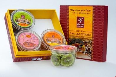 Ô mai Hồng Lam có chất tạo ngọt gấp 800% cho phép