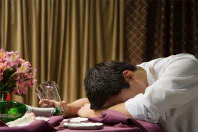 Mẹo giải rượu an toàn cho sức khỏe trong ngày Tết