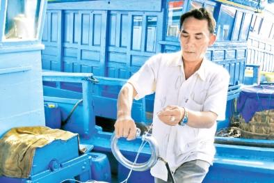 Thiết bị gây tê hỗ trợ đánh bắt đảm bảo chất lượng cá ngừ đại dương