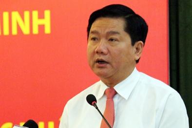 Ông Đinh La Thăng: 'Ngưng chúc tụng đầu năm, tập trung vào việc'