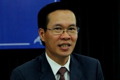 Ông Võ Văn Thưởng nhận vị trí công tác mới do Bộ Chính trị phân công