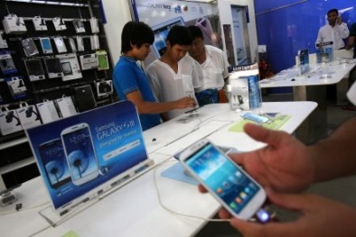 Samsung và LG đồng loạt trình làng 'chiến binh' mới nhất