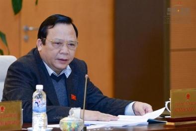 Phó Chủ tịch Quốc hội: Hứa dân đến mà không tiếp là không được