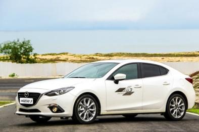 Giảm giá đồng loạt xe Mazda và Thaco nhờ 'cắt giảm chi phí'