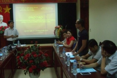 Đào tạo công cụ Năng suất chất lượng trên địa bàn tỉnh Lào Cai