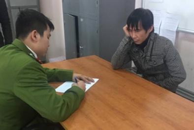Khởi tố, bắt tạm giam tài xế xe Camry đâm chết 3 người ở Long Biên