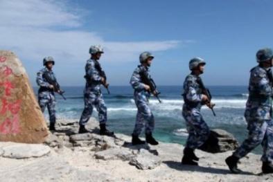 Lính Trung Quốc đồn trú trên đảo Phú Lâm là bất hợp pháp