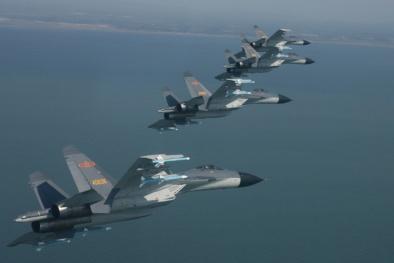 Không quân Trung Quốc đang dần thu hẹp khoảng cách với Mỹ